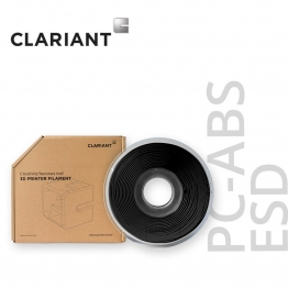 Clariant PC-ABS ESD CNT Filament (€ 139,95 pro 1 kg)