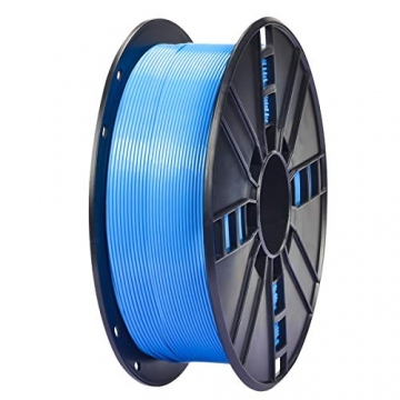 Filament PLA 1.75mm, Eryone PLA Filament 1.75mm, 3D Drucken Filament PLA for 3D Drucker, 1kg 1 Spool, Blau - 3