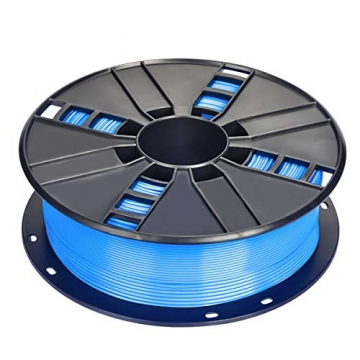 Filament PLA 1.75mm, Eryone PLA Filament 1.75mm, 3D Drucken Filament PLA for 3D Drucker, 1kg 1 Spool, Blau - 5