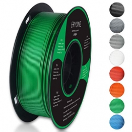 Filament PLA 1.75mm, Eryone PLA Filament 1.75mm, 3D Drucken Filament PLA for 3D Drucker, 1kg 1 Spool, Gr¨¹n - 1