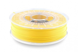 Fillamentum 3D Filament - ASA, 750g / 1.75mm - Gelb (Traffic Yellow), Druck Temperatur 250-255°C - 1