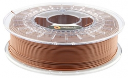 Fillamentum 3D Filament - PLA, 750g / 2.85mm - Braun (Signal Brown), Druck Temperatur 190-210°C - 1