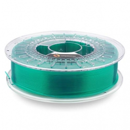 Fillamentum PLA Extrafill Crystal Clear Smaragd Green - 1.75mm - 750g Filament - 1