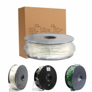 FR Seller! Geeetech 1.75mm 1Kg PLA Filament For I3 Reprap Prusa 3D Printer