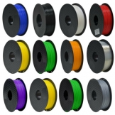 Geeetech 1.75mm 1kg Filament  PLA  for 3D Drucker 10 Farbe