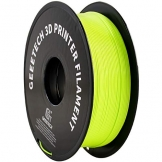 GEEETECH Filament PLA 1.75mm, 3D Drucker PLA Filament 1kg Spool (Apple Green) - 1