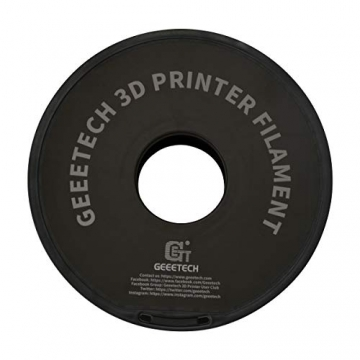 GEEETECH PLA Filament 1.75mm Marble, 3D Drucker PLA Filament 1kg Spool, like Marmor - 5