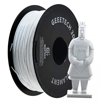 GEEETECH PLA Filament 1.75mm Marble, 3D Drucker PLA Filament 1kg Spool, like Marmor - 7