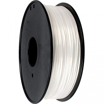 GEEETECH PLA filament 1.75mm Silk Weiß, 3d filament PLA for 3d Drucker 1kg spool - 2