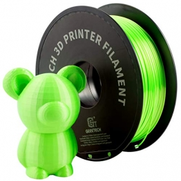 GIANTARM Filament PLA 1.75mm Silk Grün,3D Drucker PLA filament 1kg Spool - 1