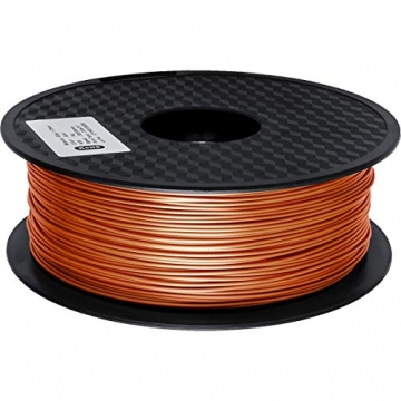 GIANTARM Filament PLA 1.75mm Silk Kupfer,3D Drucker PLA filament 1kg Spool - 2