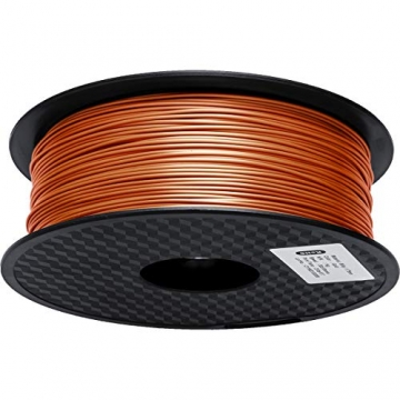 GIANTARM Filament PLA 1.75mm Silk Kupfer,3D Drucker PLA filament 1kg Spool - 3
