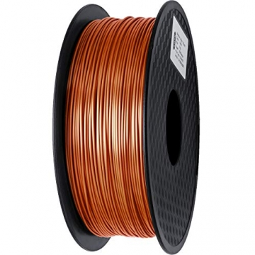 GIANTARM Filament PLA 1.75mm Silk Kupfer,3D Drucker PLA filament 1kg Spool - 4