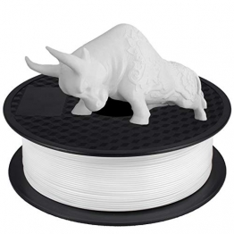 GIANTARM Filament PLA 1.75mm,3D Drucker PLA filament 1kg Spool (Weiß) - 1