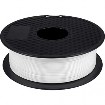 GIANTARM Filament PLA 1.75mm,3D Drucker PLA filament 1kg Spool (Weiß) - 2