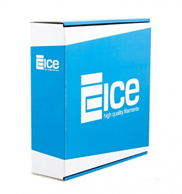 ICE FILAMENTS ICEFIL1PCPRO200 PC PRO Filament für 3D-Drucker, 1,75 mm, 0,50 kg, Cunning Clear - 3