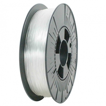 ICE FILAMENTS ICEFIL1PCPRO200 PC PRO Filament für 3D-Drucker, 1,75 mm, 0,50 kg, Cunning Clear - 1