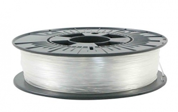 ICE FILAMENTS ICEFIL3PCPRO201 PC PRO Filament für 3D-Drucker, 2,85 mm, 0,50 kg, Cunning Clear - 2
