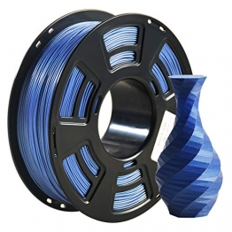 PLA filament 1.75mm Sparky Blue, GIANTARM 3D Drucker Filament PLA 1kg Spool - 1