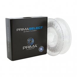 PrimaCreator PrimaSelect 3D Drucker Filament - PC (Poly Carbonate) - 1,75 mm - 500 g - Klar - 1
