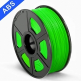 SUNLU 3D Printer Filament ABS, 1.75mm ABS 3D Printer Filament, 3D Printing Filament ABS for 3D Printer, 1kg, Green - 1